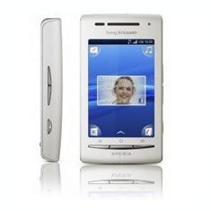 Schimb/Vand Sony Xperia X8 - Telefon mobil Sony Ericsson Xperia X8, Alb, Neblocat