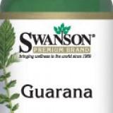 Produs de Slabit - SWANSON GUARANA 500 MG 100 capsule INLOCUITOR DE CAFEA (CURA DE SLABIRE, energizant, memorie slaba) - TRATAMENT PENTRU 50 DE ZILE