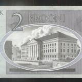 ESTONIIA 2KROONIE-CIRCULATA V3, Europa