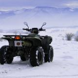 ATV 4x4 Suzuki King Quad de 700 cmc