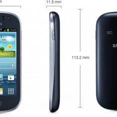 Telefon mobil Samsung Galaxy Fame, Albastru - Samsung Galaxy Fame