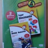 SUPER BLOCMANIA 3D - 3D BRICK BLASTER (PC) SIGILAT (ALVio) + sute de alte jocuri