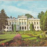 Carti Postale Romania dupa 1918 - CP circulata 1971, Pitesti, parcul Vasile Roaita