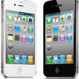 Iphone4 8GB Vodafone Garantie vodafone pana in dec 2013 luni, factura,in perfecta stare,toate accesoriile,folie fata,spate sigilate, 3 huse
