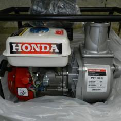 Pompa gradina Honda, Motopompe - Motopompa apa Honda WT 40 X