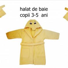HALAT DE BAIE PTR COPII, VARSTA 3-5 ANI
