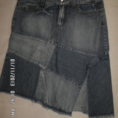 ONLY JEANS - FUSTA DE BLUGI, NR. 40, ORIGINALA, CA NOUA, GERMANIA, Mini, Bumbac