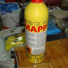 Doza gaz Mapp Rrothenbergher 750ml, butelie gaz...