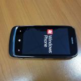 Telefon mobil Nokia Lumia 610, Negru, Neblocat - Nokia lumia 610, neverlocked, impecabil ca nou