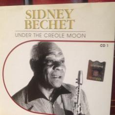 Muzica Jazz Altele, CD - SIDNEY BECHET - UNDER THE CREOLE MOON (2002) cd nou/sigilat