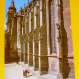 Brasov - Biserica Neagra sec. 14 - ARTA, ISTORIE, TURISM - circulata 1970 - 2+1 gratis toate produsele la pret fix - RBK2962