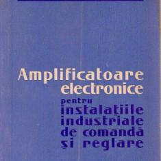 Carte de aventura - Amplificatoare electronice pentru instalatiile industriale de comanda si reglare, 11