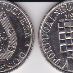 PORTUGALIA 25 ESCUDOS 1986 KM# 635 Admission to European Common Market, Europa