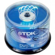 DVD+R TDK, 4, 7GB, bulk, 50buc - 004236
