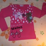 Bluza fete 6 ani, Marime: Alta
