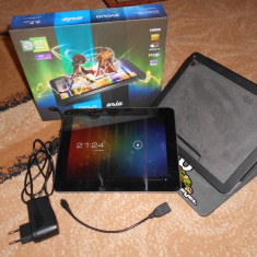 Evolio Aria + husa originala, accept schimburi - Tableta Evolio, 9.7 inch, 16 Gb, Wi-Fi