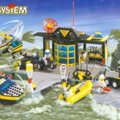LEGO 6479 Emergency responce center (Centru de comanda) - LEGO City