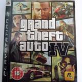 Joc GTA IV, Grand Theft Auto 4, PS3, original! Alte sute de jocuri!