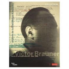 Carte de arta - Victor Brauner - opera inedita(1938-1948) - format mare, superb editat, voluminos