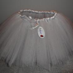Fusta tutu balerina fetite superba toate culorile la comanda, Culoare: Roz