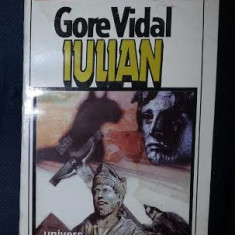 G. Vidal IULIAN roman istoric Ed. Univers 1993