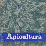Revista APICULTURA nr.1, ian., 1970