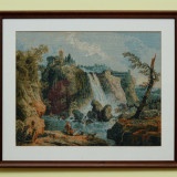 Cascada de la Tivoli - Tapiterie Goblen