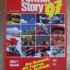 CARTE - ISTORIA FORMULEI 1 DIN ANUL 1997