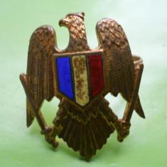 ROMANIA EMBLEMA STEMA CUC -MAN