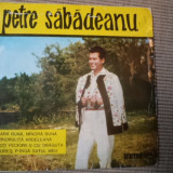 Petre sabadeanu single vinyl populara electrecord