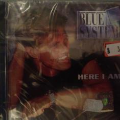 BLUE SYSTEM - HERE I AM (1997/BMG ARIOLA MUSIC/GERMANY) - CD NOU/SIGILAT - Muzica Pop