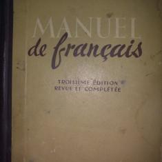 Manuel de Francais Troisieme edition