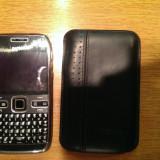 Vand Nokia e72 - Telefon mobil Nokia E72, Negru, Neblocat