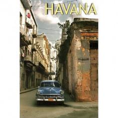 Afis - 60.Poster - HAVANA STREET 60, 96x91, 44