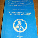 Carte Management - MANAGEMENTUL FIRMEI DE COMERT SI INDUSTRIE - Prof. Univ. Dr. Emilian Radu