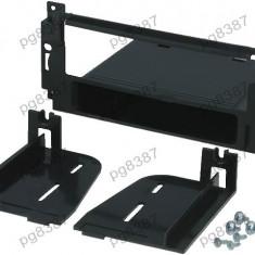 Rama adaptoare Chrysler, Jeep, negru, 1 DIN-000447