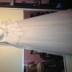 Rochie de mireasa printesa - Rochie de mireasa firma ELEGANCE