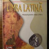 Carte - Lidia Tudorache - Limba latina - manual pentru clasa a XI-a - Manual Clasa a XI-a, Clasa 11