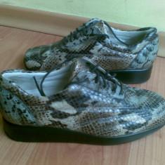 Pantofi din piele firma Gabor marimea 35, 5, sunt noi! - Pantof dama Gabor, Culoare: Maro, Marime: 36.5, Maro
