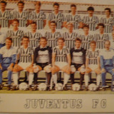Foto echipa de fotbal JUVENTUS Torino
