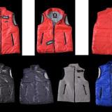 Vesta barbati stil Zara - 5 culori diferite, Marime: M, Culoare: Albastru, Negru, Rosu, Nylon