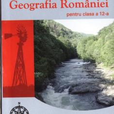 MEMORATOR DE GEOGRAFIA ROMANIEI + SINTEZE PT CLASA A12 A de SIMONA POPESCU ED. BOOKLET - Teste Bacalaureat