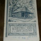 Ierom. CHESARIE GHEORGHESCU - Manastirea dintr-un Lemn [minastirea] Valcea, 1970 - Carti Istoria bisericii
