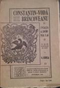 VIATA SI DOMNIA LUI CONSTANTIN - VODA BRANCOVEANU - N . IORGA foto
