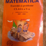 Manual Clasa a V-a, Matematica - Matematica exercitii si probleme clasa a V a semestrul II - Ion Ghica, Ghe. Drugan