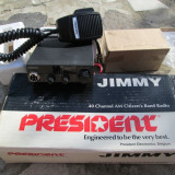 Statie radio - Statie emisie receptie PRESIDENT JIMMY