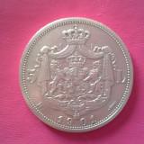 5 LEI 1901 SUPERBA-am  si 1 leu 1901