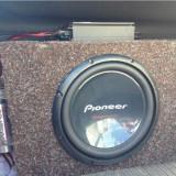 Amplificator audio Pioneer, peste 200W - Subwoofer Pioneer