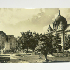 Carte postala - ilustrata - ISTORIE - HODMEZOVASARHELY - UNGARIA - circulata 1958 - 2+1 gratis toate produsele la pret fix - RBK4826, Europa, Fotografie