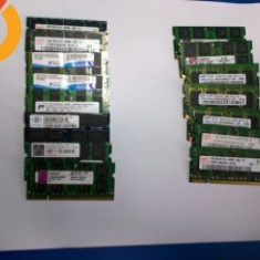 Memorie RAM laptop Samsung sodimm 2GB DDR2 800 Mhz montaj gratuit garantie 6 luni, Dual channel
